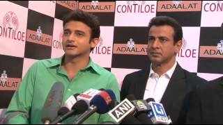 Adaalat 400 Episode Cake cutting Celebration