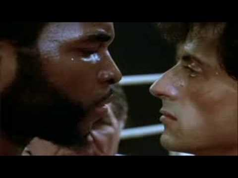 ROCKY TRIBUTE -- EYE OF THE TIGER