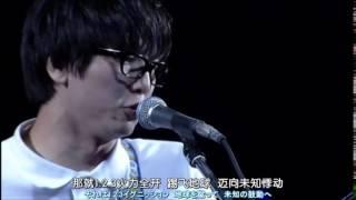 【劇場版銀魂銀幕前夜祭り2013】MONOBRIGHT - ムーンウォーク (Moonwalk)