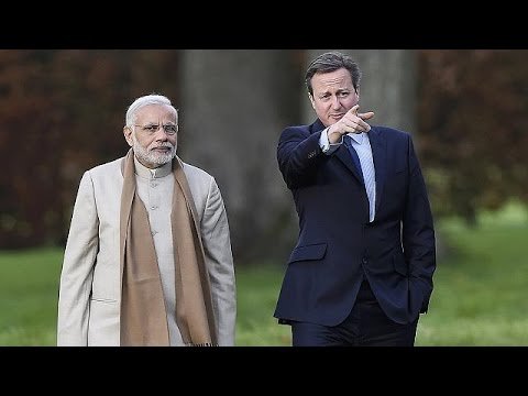 انعقاد قراردادهایی به ارزش نه میلیارد پوند بین هند و بریتانیا - economy