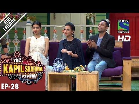 The Kapil Sharma Show - दी कपिल शर्मा शो–Ep-28- Star Cast of Happy Bhag Jayegi - 24th July 2016