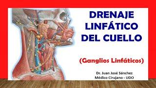 Cuello 10 - Drenaje Linfático del Cuello (Ganglios)