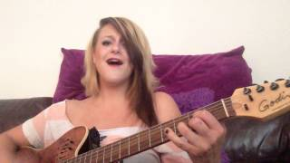 Cover of X's and O's by Elle King which is one of the songs I'll be covering at Kdays July 23 2-430
