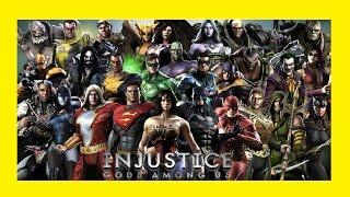Injustice: Gods Among Us- Le Film Complet En Français (Filmgame)