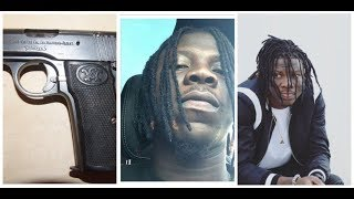 Stonebwoy fires gunshots at Bull Dog and Zylofon Media. Things are getting messy