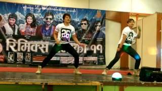 Oye jhuma dance by bishal negi&sumit syangtan