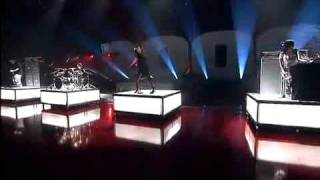 Tokio Hotel intro performance World Behind My Wall 2009 12/04