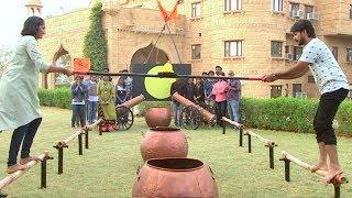 Made for Each Other Season 2 I Adarsh & Shyama, Power Couple of Hum Tum Task I Mazhavil Manorama