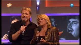 Jenny Arean en Tony Neef - Die fijne Jordaan (lied: Robert Long)