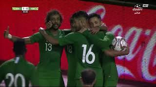 ملخص مباراة السعودية واليمن - مباراة ودية