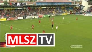 DVTK – Vasas FC | 2-1 | OTP Bank Liga | 29. forduló | MLSZTV