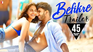 Befikre Official Trailer | Aditya Chopra | Ranveer Singh | Vaani Kapoor | In Cinemas Dec 09, 2016