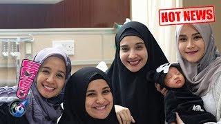 Hot News! Nama Bayi Shireen Sungkar Sama dengan Zaskia Adya Mecca - Cumicam 19 April 2018