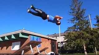 Parkour and Freerunning 2017 -  Leap of Faith