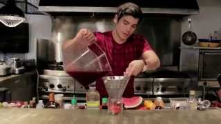 How to make a quick Sangria by Erwan Heussaff
