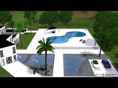 Sims 3 Luxus Haus