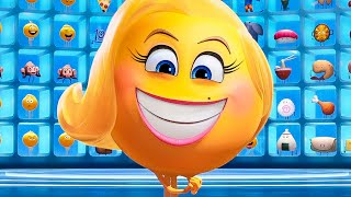 THE EMOJI MOVIE 'Scary Smiler' Movie Clip + Trailer (2017)