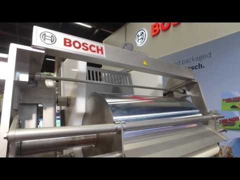 ProSweets 2016: Produktvideo Bosch Packaging Technology SA - Bosch WRQ 600 Flex