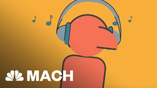 Your New Favorite Song Has Been Chosen By An Algorithm   Mach   NBC News