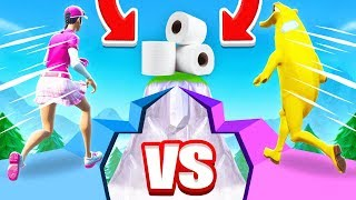 COLLECT The TOILET PAPER  *NEW* Game Mode in Fortnite Battle Royale