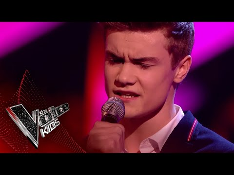 Xxx Mp4 Will Performs Thinkin Bout You The Semi Final The Voice Kids UK 2018 3gp Sex