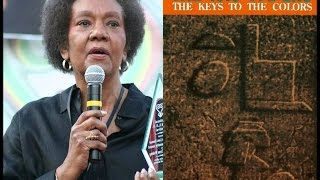 Dr  Frances Cress Welsing of hidden colors and The Isis papers.....