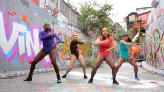 Shenseea - Wine ft. Boom Boom | International Female Dancehall Choreography