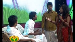 Hatrick Nayagan - Sivakarthikeyan Pongal Special Programme by Jaya Tv