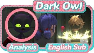 Miraculous Ladybug | Dark Owl | Temporada 2 Capítulo 8 | Análisis, curiosidades y teorías 🔍🤔