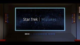 Star Trek Mistakes