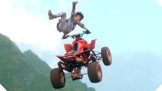 Mike And Dave Need Wedding Dates - Crazy ATV Stunts! - Movie Clip (Comedy - 2016)