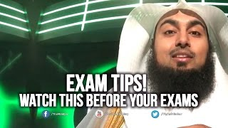 Exam Tips!  Watch this before your Exams - Sajid Umar