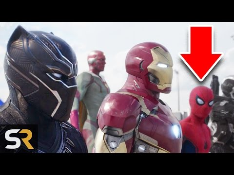 10 SHOCKING Secrets Marvel Would NOT Want Anyone To Know