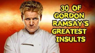 30 Of Gordon Ramsay