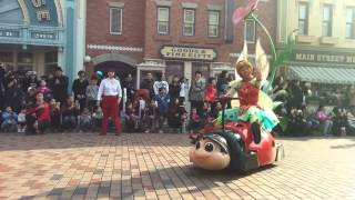 Festival Parade At Hongkong Disneyland part2