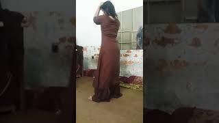 Hot Desi Girl In Dance Mood