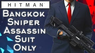 Hitman Bangkok Sniper Assassin Suit Only (Hitman 2016 - Episode 4)