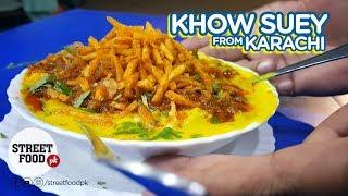 KhaoSuey | Burma To Karachi | Street Food Karachi