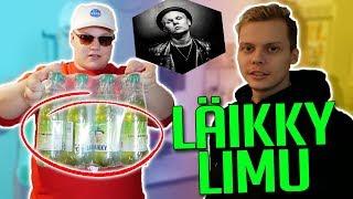 UUSI LÄIKKY LIMU TESTI w/ FATBOY L