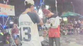 Rap Battle Buday vs Ali