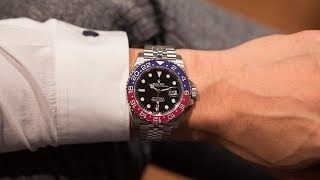 First Take: The Rolex GMT-Master II In Stainless Steel