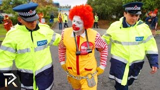 10 Shocking Facts About McDonald