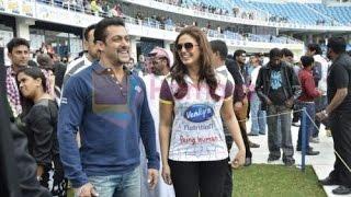 Huma Qureshi, Kajal Agarwal | C C L |Celebrity Cricket League | launch of 100 hearts