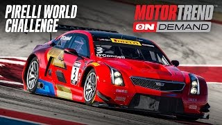 We will be live from the Streets of St. Petersburg for Pirelli World Challenge!