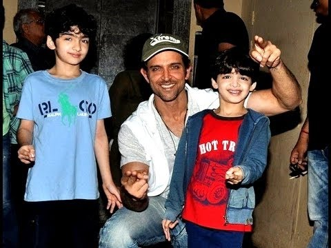 Hrithik Roshan On His Sons' Reaction To 'Kaabil' | Star Of The Month
