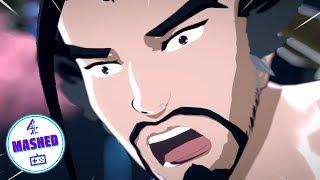 Hanzo UNLEASHED (Overwatch)