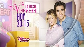 Violetta - promo fiesta v-lovers (España)