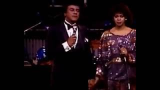 Johnny Mathis -   Deniece Williams -   Too Much, Too Little, Too Late.
