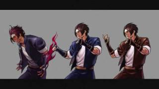 THE KING OF FIGHTERS 2002 - ESAKA ?