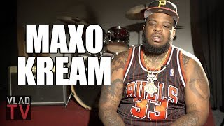 Maxo Kream on Houston Gangs Repping L.A. Gang Names, Explains Connection